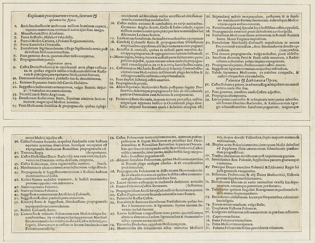 Smolensk, 1633 (Smolensk, Russia) 54?46?54?N 32?02?24?E