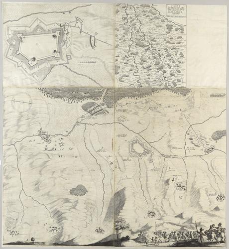 Master: Siege of Damvillers, 1637 (Damvillers, Lorraine, France) 49?20?37?N 05?24?04?E Item: Map of the siege of Damvillers, 1637 (Damvillers, Lorraine, France) 49?20?37?N 05?24?04?E