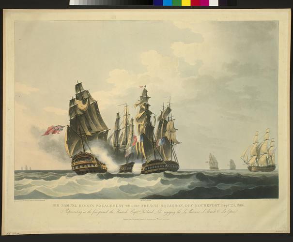 Rochefort, 1806 (Rochefort, Poitou-Charentes, France) 45?56'00