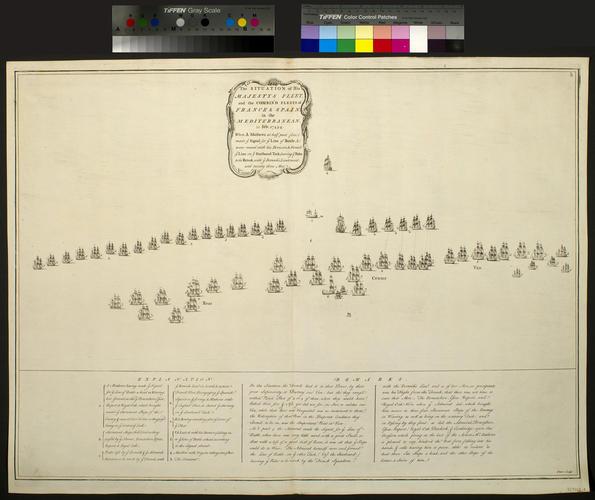 Toulon, 1744 (Toulon, Provence-Alpes-Cote d'Azur) 42?46'39