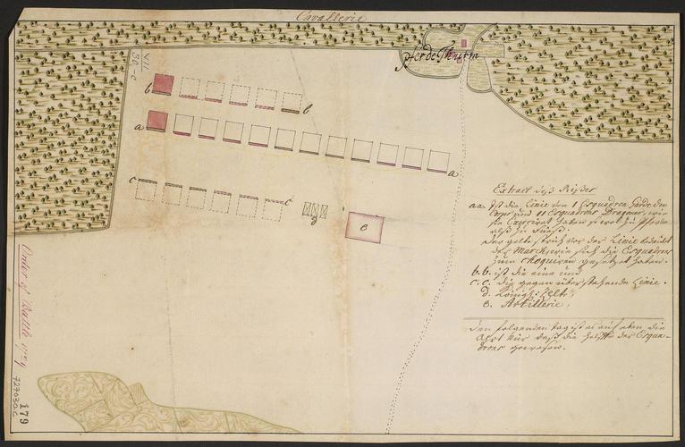 Master: [Order of Battle 1729] Item: Manoeuvres of the Hanoverian army, 1729 (Pferdeturm, Hanover, Lower Saxony, Germany) 52?22?20?N 09?46?50?E