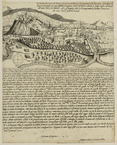 Item: Nitra, 1664 (Nitra, Nitriansky, Slovakia) 48?18?27?N 18?05?04?E