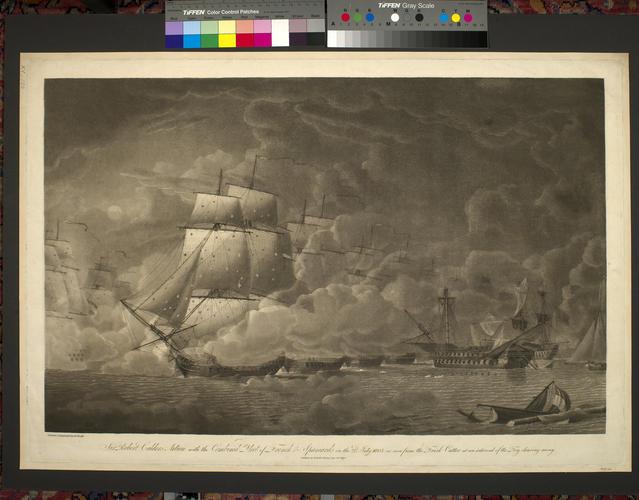 Ferrol, 1805 (Ferrol, Galicia, Spain) 43?28'59