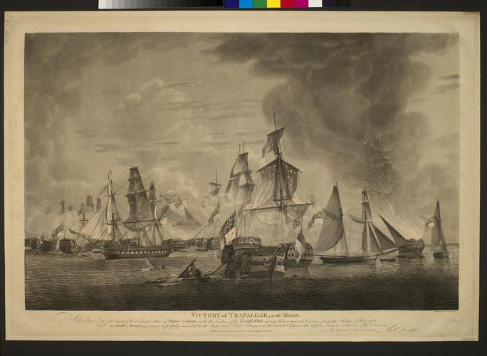 Master: Battle of Trafalgar, 1805 Item: Battle of Trafalgar, 1805 (Cabo Trafalgar, Andalusia, Spain) 36?10'51
