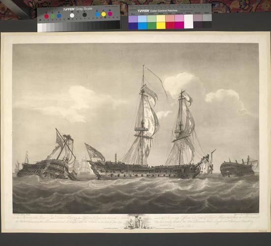 Ushant, 1794 (Ushant, Brittany, France) 48?27'27