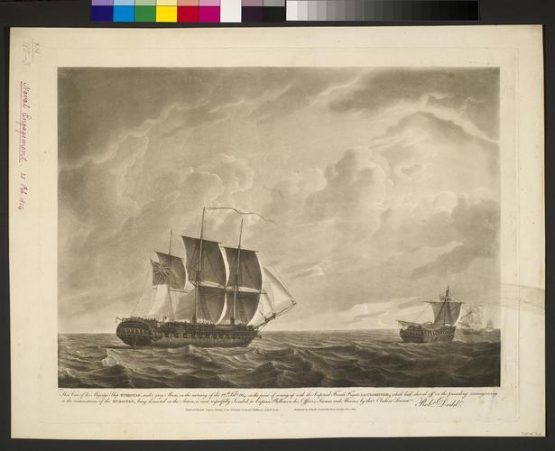 Item: Atlantic Ocean, 1814, 47?40'00