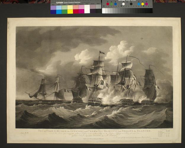 Item: Sombrero Passage, 1805 (Sombrero Island, Anguilla) 18?36'00