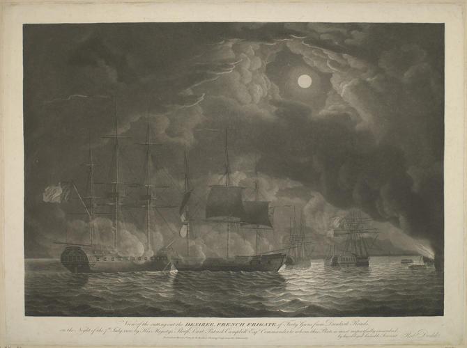 Dunkirk, 1800 (Dunkirk, Nord-Pas-de-Calais, France) 51?03'0