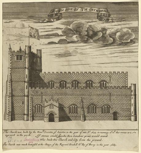 Item: Londonderry, 1689 (Londonderry, Northern Ireland, UK) 54?59?53?N 07?18?33?W