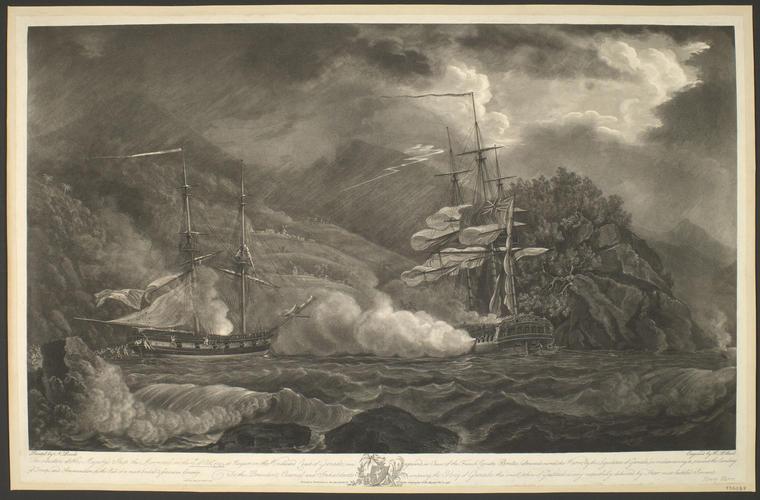 Grenada, 1795 (Grenada, Windward Isles) 12?07'00