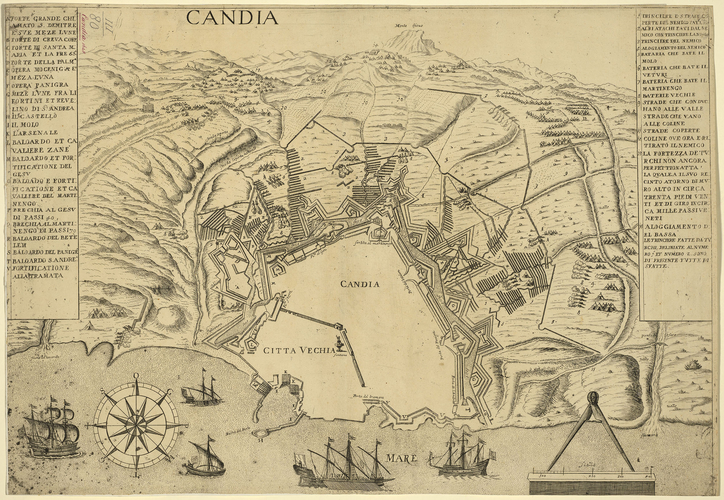 Siege of Candia, 1648