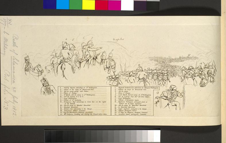 Item: Battle of Salamanca, 1812 (Salamanca, Castille and Leon, Spain) 40?58'00