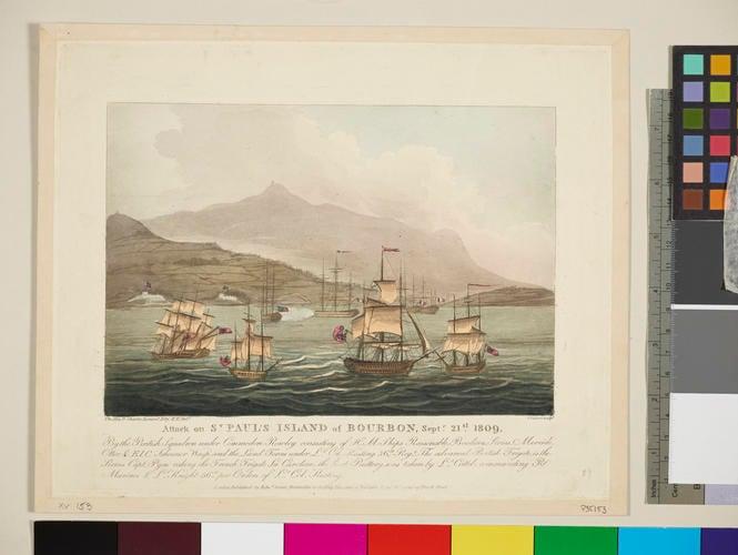 Reunion, 1809 (Reunion, Indian Ocean [French Overseas Department]) 21?06'00