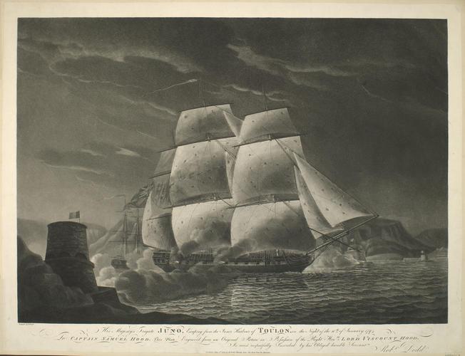 Toulon, 1794 (Toulon, Provence-Alpes-Cote d?Azur) 43?07'00