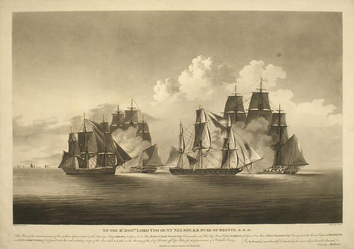 Cape Palos, 1805 (Cabo de Palos, Murcia, Spain) 37?38'04