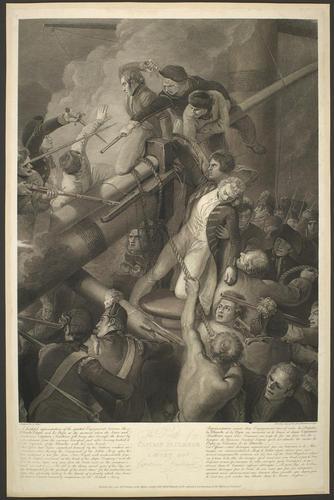 Pointe-a-Pitre, 1795 (Pointe-a-Pitre, Guadeloupe, West Indies) 16?14'31