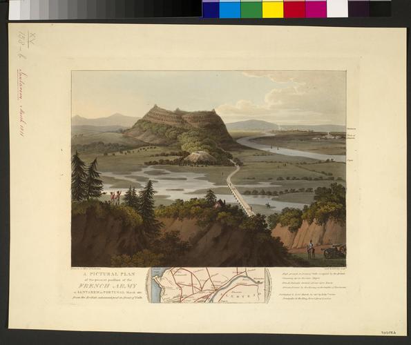Master: Views of Santarem, 1811 (Santarem, Santarem, Portugal) 39?14'00