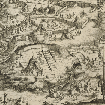 View of the siege of Asti, 1615 (Asti, Piedmont, Italy) 44?54?05?N 08?12?27?E