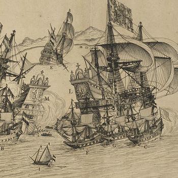 Naval engagement at Havana and Bahia de Matanzas, 1628 (Havana, Ciudad de La Habana, Cuba) 23?07'58