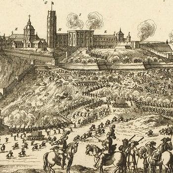 View of the siege of Lerida, 1647 (Lleida [Lerida], Catalonia, Spain) 41?37?00?N 00?37?19?E