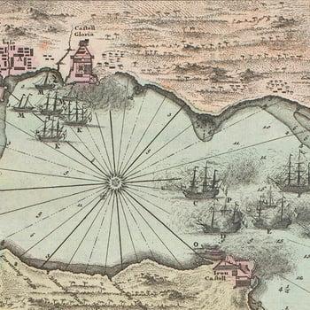 Battle of Porto Bello, 1739 (Portobelo, Colon, Panama) 09?33'00