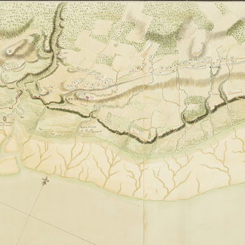 Map of Beauport, 1759 (Beauport, Quebec, Canada) 46?51'31