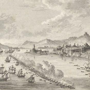 View of Algiers, 1783 (Algiers, Algeria)