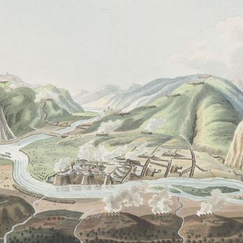 Master: Turkey, 1787-9 (Balkans; Ukraine)Item: Bosanska Novi, 1788 (Bosanski Novi, Republika Srpska, Bosnia Herzegovina) 45?02'45