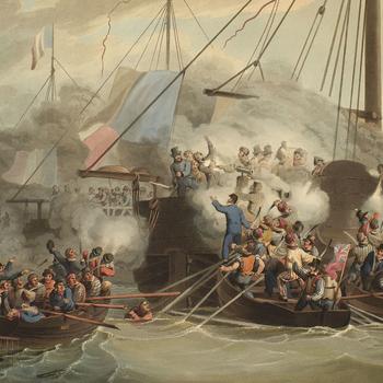 Norderney, 1811 (Norderney [island], Lower Saxony, Germany) 53?42'55