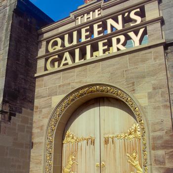 The Queen's Gallery, Edinburgh