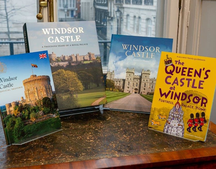 Windsor Library Books